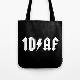 1D AF Tote Bag