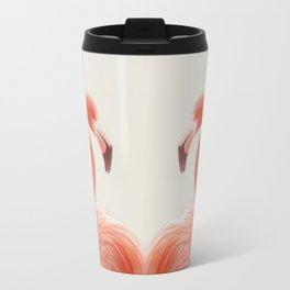 FLAMINGOS by Monika Strigel Travel Mug