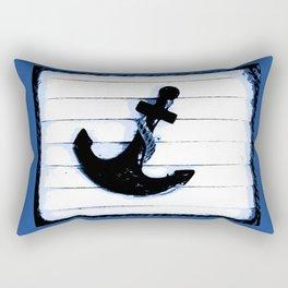 Anchors Away Rectangular Pillow