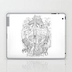 The Eye of the Storm Laptop & iPad Skin