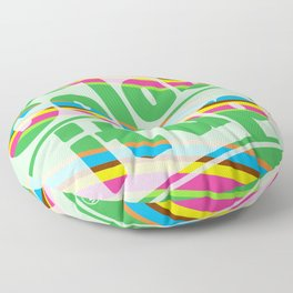 Colour it up! Floor Pillow