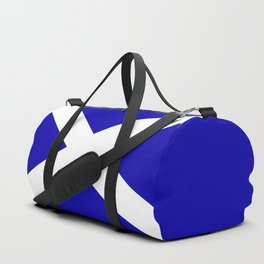 Scottish Flag Duffle Bag