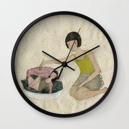 Sweet Friend Wall Clock
