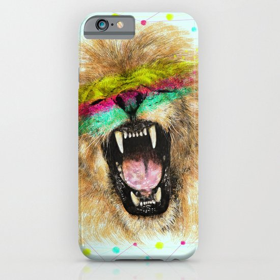 Lion II iPhone & iPod Case