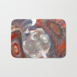 Abstractique 4 Bath Mat