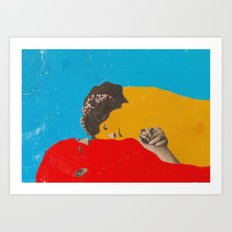 LOVE-15 Art Print