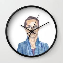 Retired: Rep. Gabrielle Giffords Wall Clock