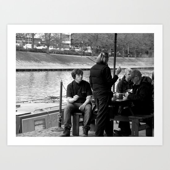 York #91 Art Print