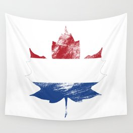 Netherlands/Canada Wall Tapestry