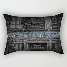 Eleventh Commandment Rectangular Pillow
