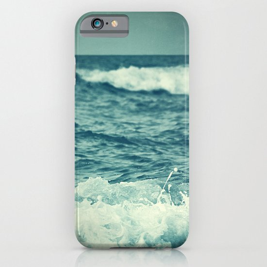The Sea IV. iPhone & iPod Case