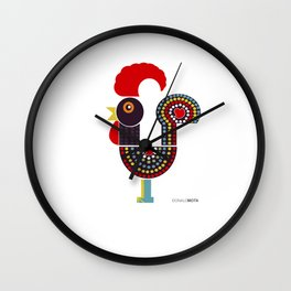 Funky Gallo Wall Clock