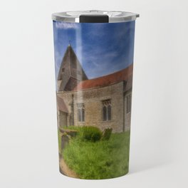 St Mary Hunton Travel Mug