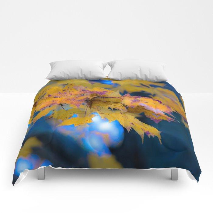 Falling Apart Comforters