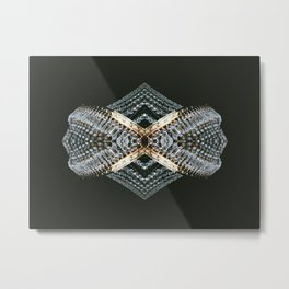 High Society Metal Print
