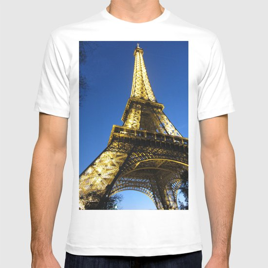 eiffel - night T-shirt