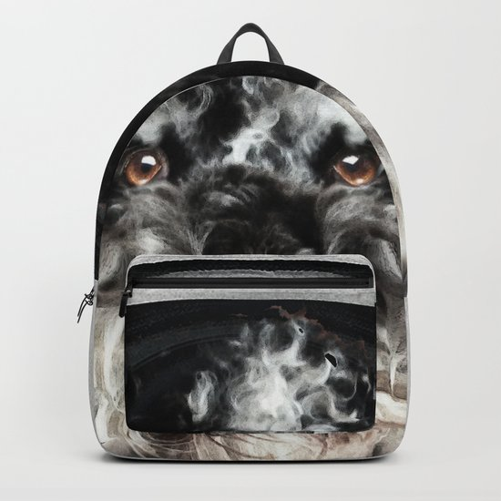 Buster Astro Dog Backpack