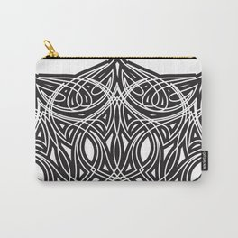 Lotus Wreath Carry-All Pouch