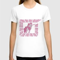 mlp T-shirts featuring MLP: Pinkie Pie goes Whoo by turokevie