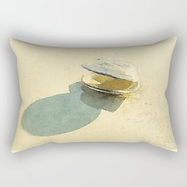 Clam Rectangular Pillow