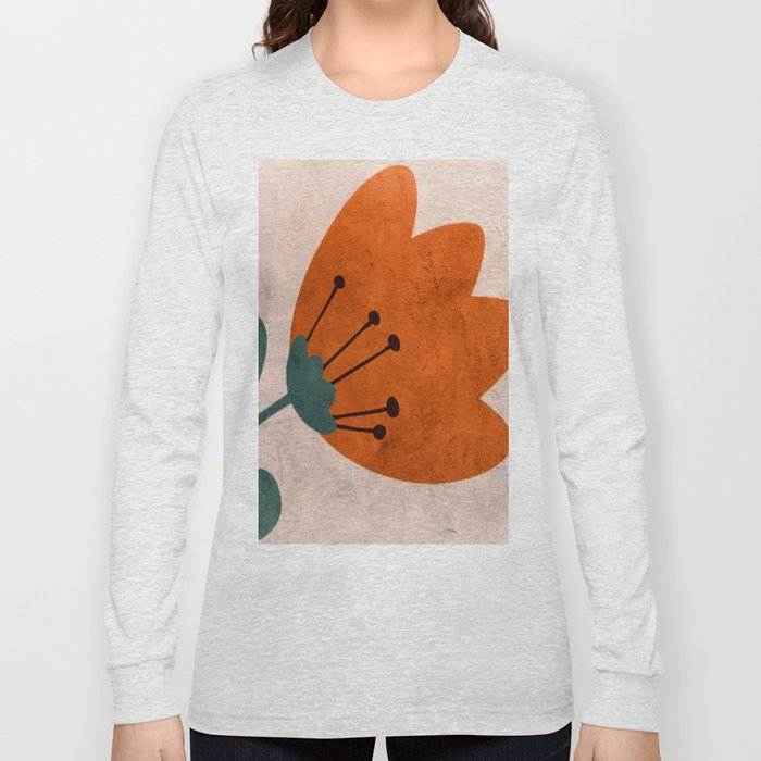 Ordinary Marsh Clamp Long Sleeve T-shirt
