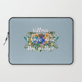 Thy Mother Laptop Sleeve
