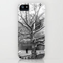 Trees #9 iPhone Case