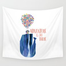 Adventure is out there.. new Wall Tapestry