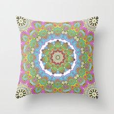 Mix&Match Indian Candy 03 Throw Pillow