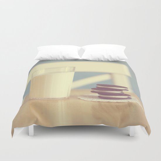 better together Duvet Cover