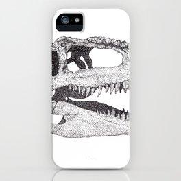 The Anatomy of a Dinosaur II - Jurassic Park iPhone Case