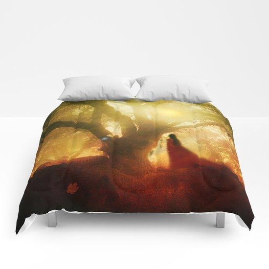 Autumn Song Comforters