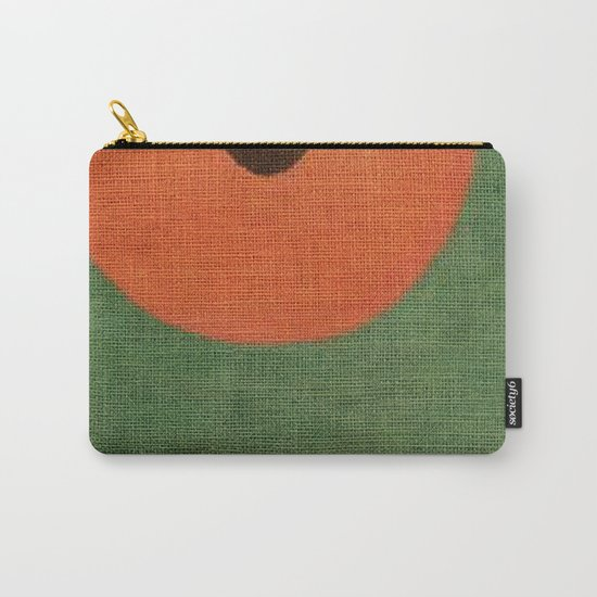 Simple Circle Carry-All Pouch