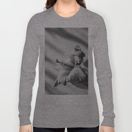 Flor del pacífico (hibiscus) Long Sleeve T-shirt