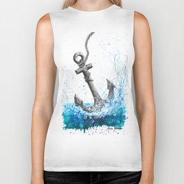 Sea Anchor Biker Tank