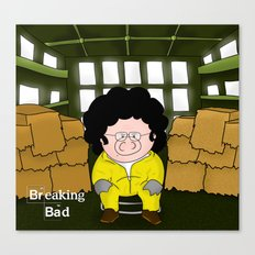 Breaking Bad...or something like that Canvas Print