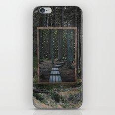 Mirror of the soul iPhone & iPod Skin