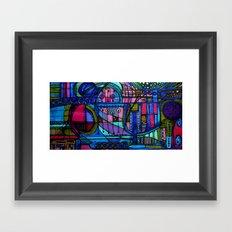 Cathedral Framed Art Print