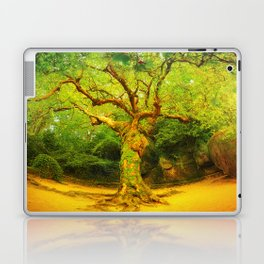Golgotha Tree Laptop & iPad Skin