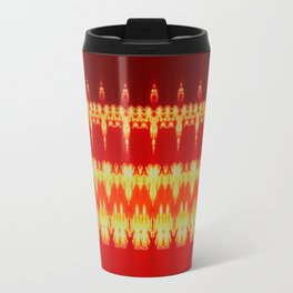Red Embers Travel Mug