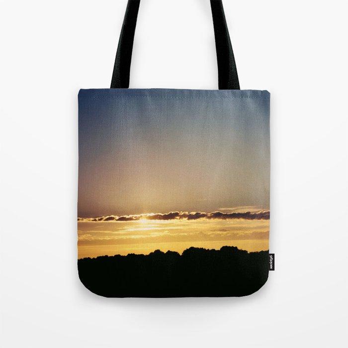 City Sunlight #3 Tote Bag