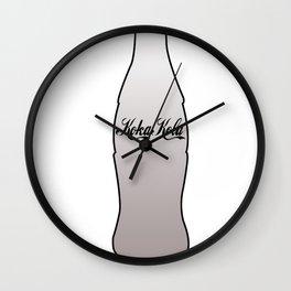 Koka Kola Wall Clock