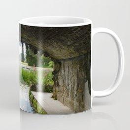 Under Bridge View Coffee Mug