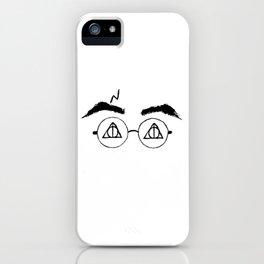 Horcrux Potter iPhone Case