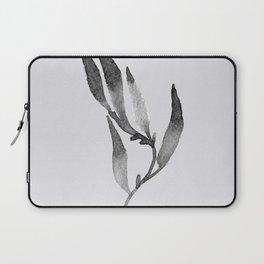 Baesic Mono Floral (Leaf 1) Laptop Sleeve