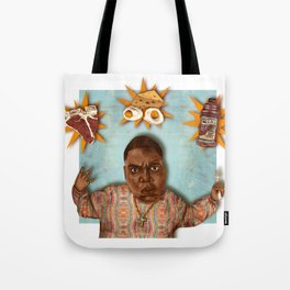 Breakfast of Champtions Tote Bag