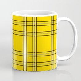 Clueless Plaid Coffee Mug