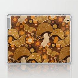 Mushroom Stitch Laptop & iPad Skin