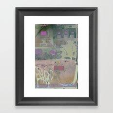 inka Framed Art Print