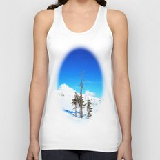 Still winter  (easter in Norway 2013) Unisex Tank Top